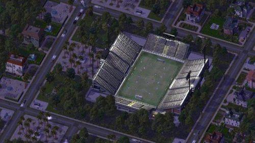Spiele mit wenige Speicherplatz: Screenshot aus SimCity 4