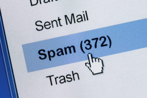 SPAM-Ordern im Mail-Postfach