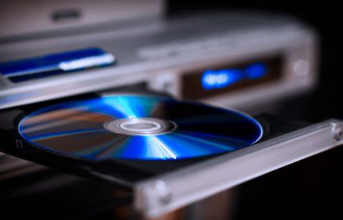 DVD-Player mit HDCP Unterstützung