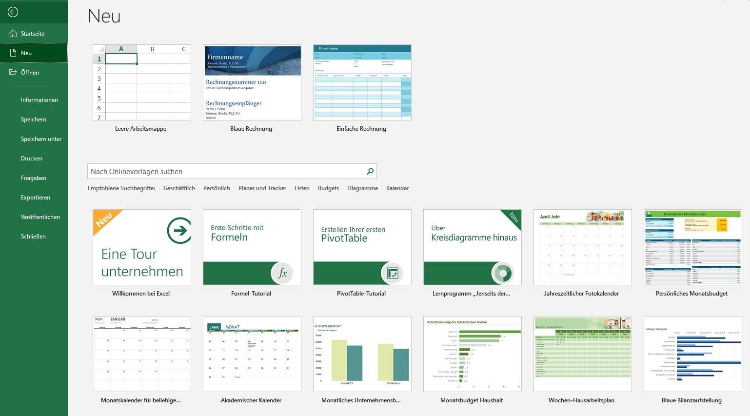 Rechnung Erstellen Pflichtangaben Korrekt In Word Oder Excel Einbauen