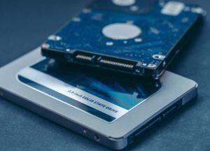SSD Festplatte unter Windows