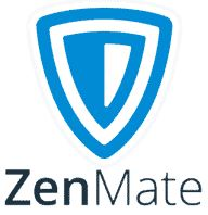 VPN im Browser: ZenMate Logo