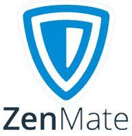 VPN im Browser: ZenMate Logo