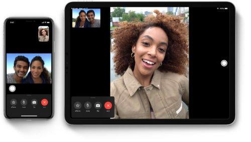 FaceTime auf dem iPhone und iPad