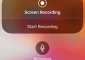 iPhone Screen Recording