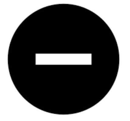 Bitte nicht stören Symbol