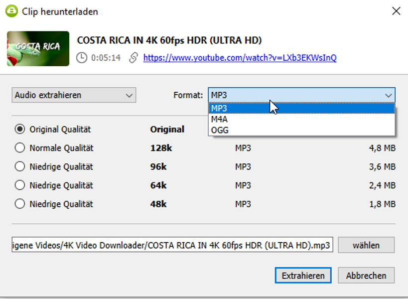 Audio Aus Dvd Extrahieren