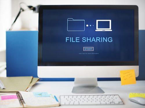 File Sharing über Port 445