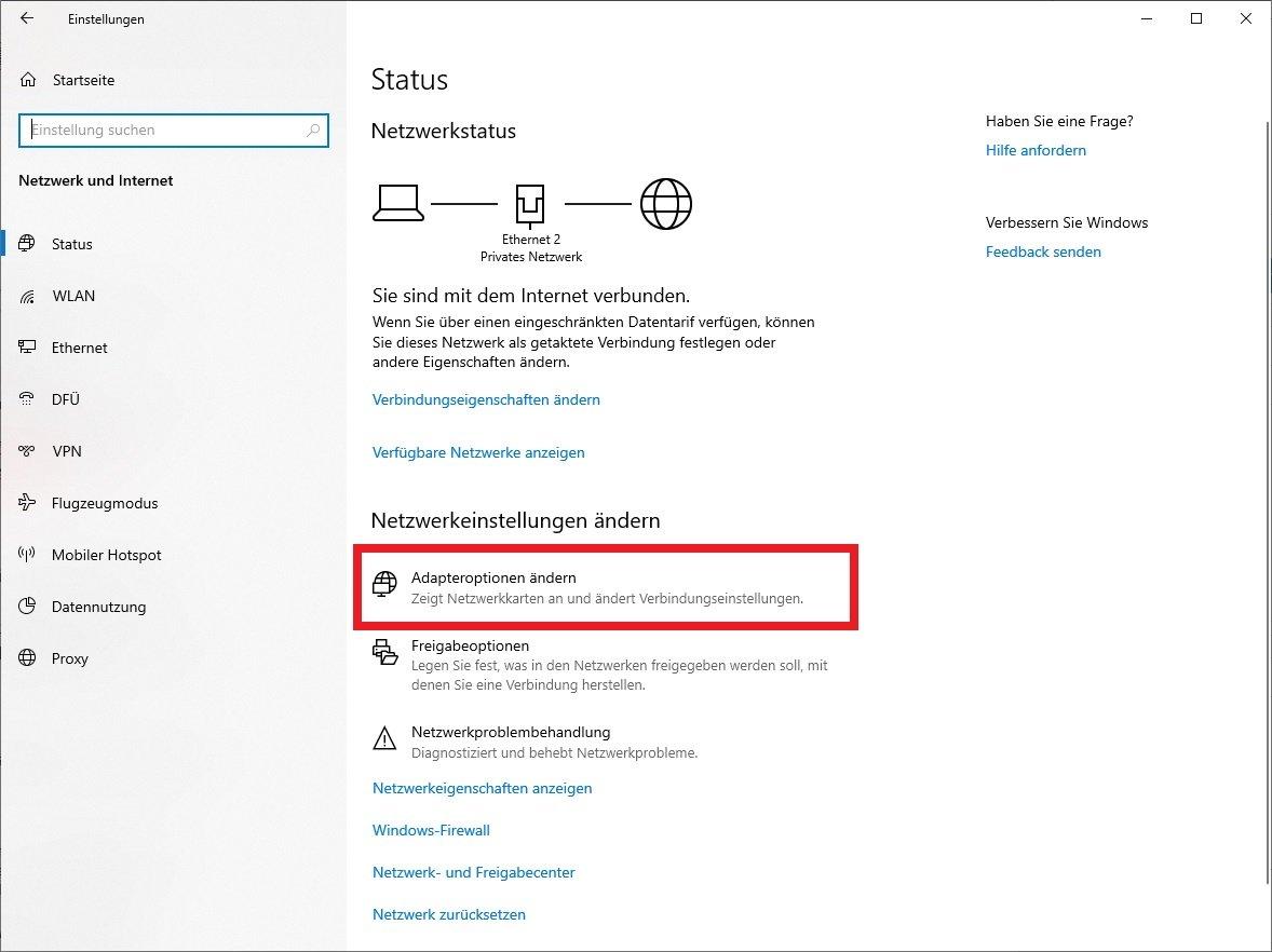 VPN-Verbindung in Windows 10 einrichten: So geht's ...