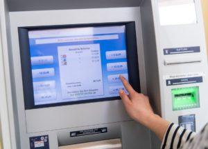 Auch viele Geldautomaten nutzen im Grunde Windows im Kiosk-Modus