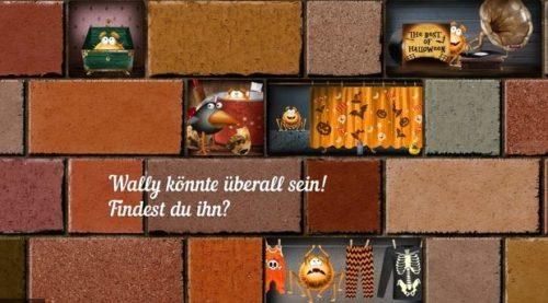 Catch the Wally Kinderspiele-App Screenshot