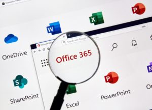 Office 365 unter Windows