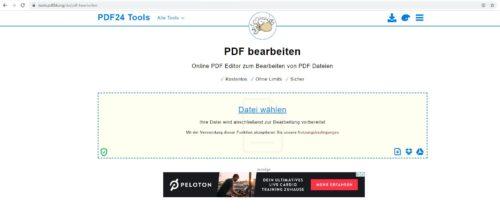 PDF 24 Tools