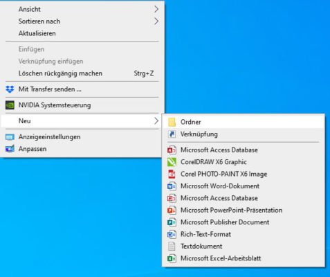 Gode Mode Windows 10 aktivieren