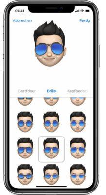 Eigenes Emoji erstellen: Animoji auf einem iPhone anpassen