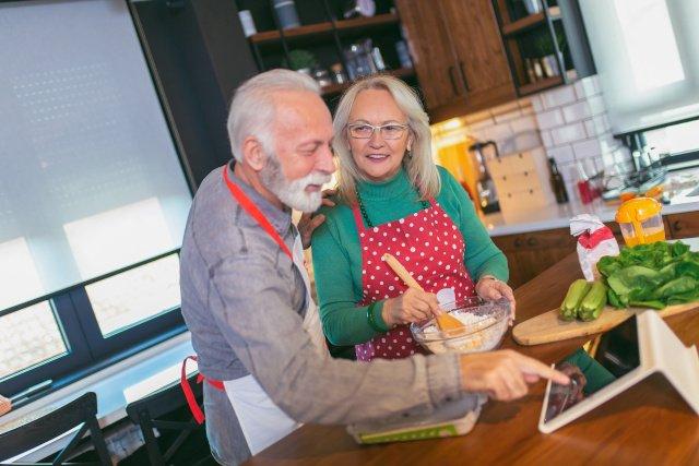 Online Neues lernen: Kochen, neue Sprachen und mehr...