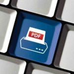 PDF drucken