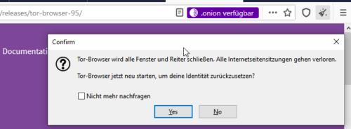 sichere seite im onion-netzwerk