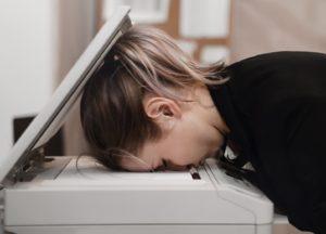 Drucker nach Firmware Update kaputt