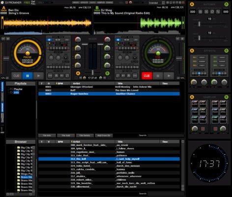 DJ Promixer Free Home