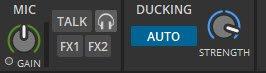 Ducking von Mixxx