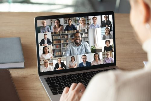 Videokonferenz mit Microsoft Teams