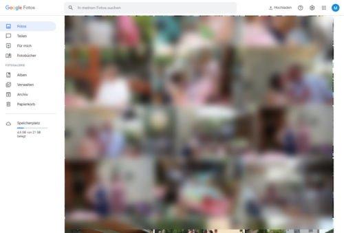 Google Photos als Picasa Alternative