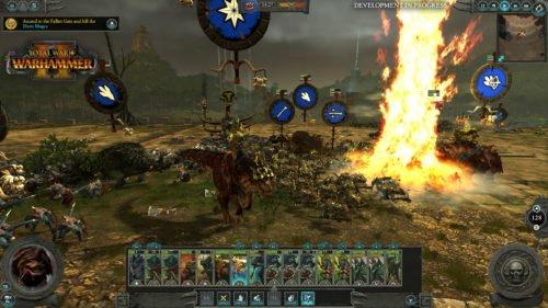 Screenshot aus Total War: Warhammer II