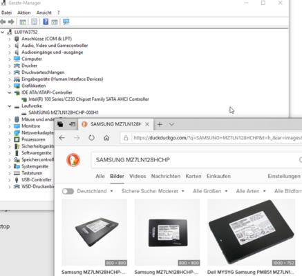 SSD einbauen - welche Art ist verbaut