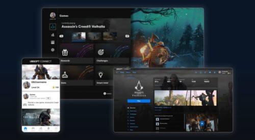 Die Steam-Alternative Ubisoft Connect für Smartphone, PC und Tablet