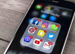 Soziale Netzwerke benötigen mobiles Internet