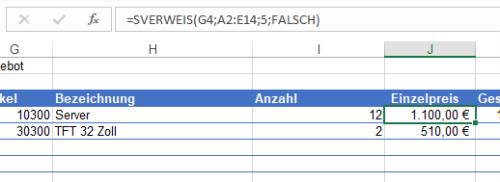 Excel formeln anzeigen wenn man in die Zelle klickt