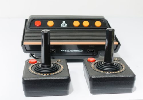 Retro-Konsole Atari 2600
