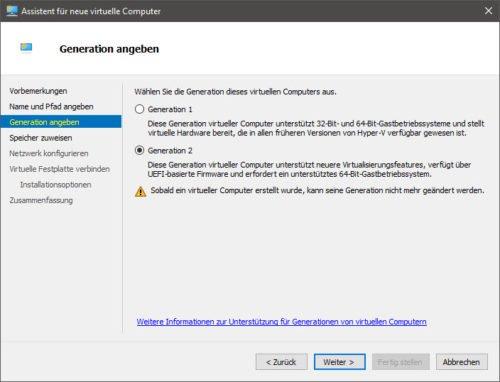 Einrichtung einer VM für Windows 11 Insider