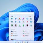 Das neue Startmenü von Windows 11