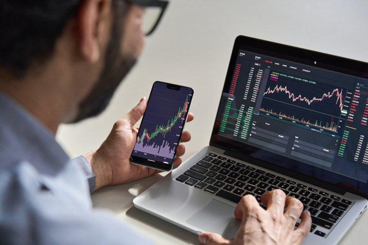 Charttechnik gehört zu den beliebtesten Instrumenten beim Trading.