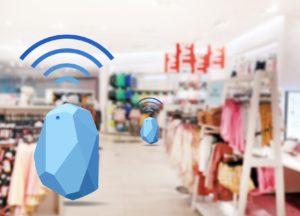 Bleutooth-Beacon im Einzelhandel