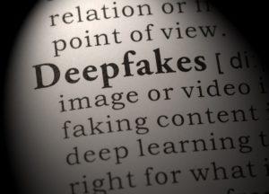 Definition eines Deepfakes