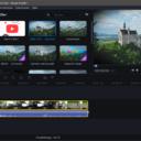 Effekte und Filter von Movavi Video Editor Plus