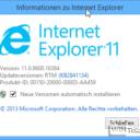 Internet Explorer installieren