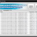 Dup File Finder Ergebnis