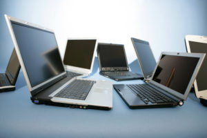 laptops groessen