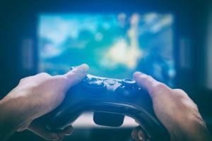 gaming computer bildschirm
