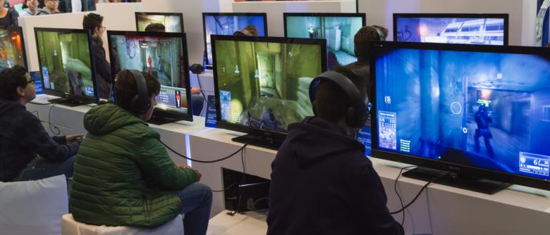 gaming-monitor test