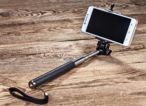 selfie stick teleskopstange