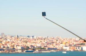 stabilitaet selfie stick