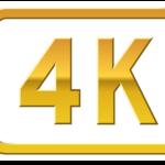 Auflösung 4 K - Test