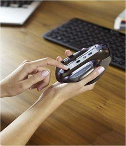 Bluetooth-Maus Anwendung