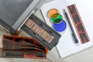 discanner film