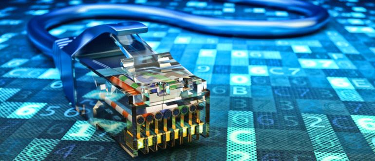 ethernet-lan-kabel-verbindung